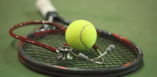 Turniej w tenisa ziemnego o puchar Prezesa Beskidzkiej Izby Lekarskiej
